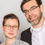 Christoph Thetard und Julia Donath